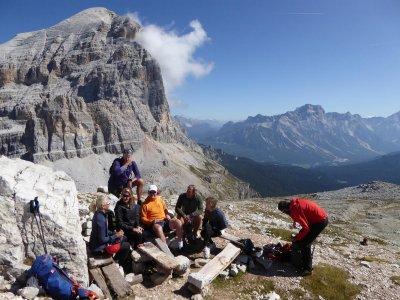 Via Ferrata del Catinaccio-Dolomiti 4 days