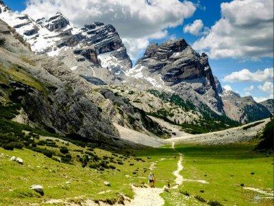 Trekking in the Dolomites 3 days