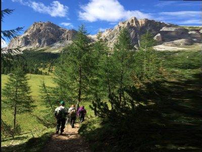 4-day trekking in the Friulian Dolomites