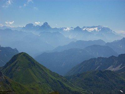 Scalata sulle Alpi Giulie di 2 giorni