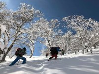 3-day snowshoe hike to the Fanes plateau
