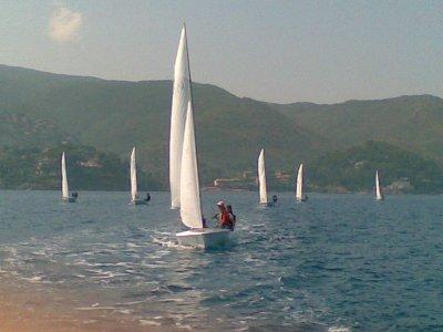 6 ore di corso collettivo vela alta stagione