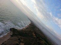 La costa e le onde