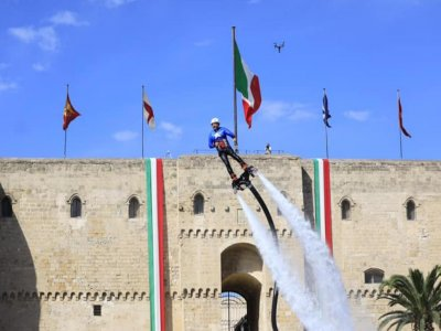 Flyboard a Taranto di 40 minuti