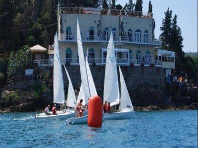 10 ore corso vela collettivo bassa stagione