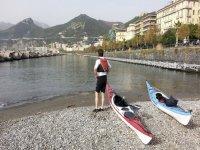 Partenza Canoe