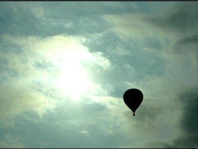 Volo in mongolfiera di coppia Paestum 45 minuti
