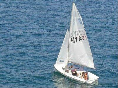 6 lezioni di vela bassa stagione Monte Argentario
