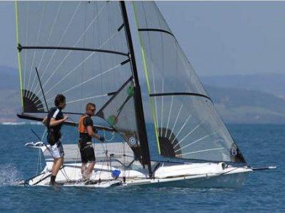6 lezioni di vela alta stagione Monte Argentario