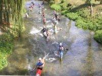 Discese fluviali