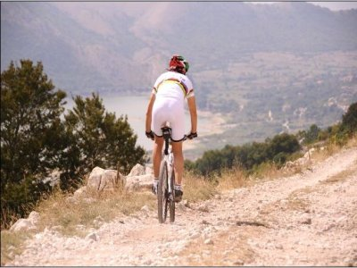 Campania Mountain Bike Tour (Letino-Campo Figliolo)