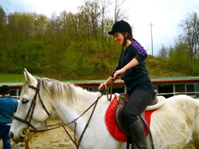 Cascinema - Agri e Ippoturismo Passeggiate a Cavallo