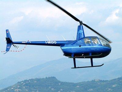 Aeroclub Bergamo Volo Elicottero