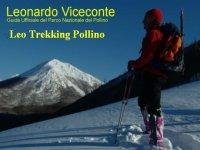 Leo Trekking Pollino Ciaspole