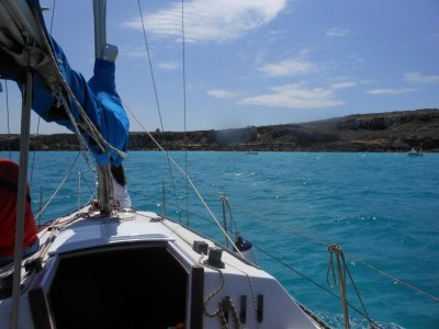 Egadi nel vento Escursione in Barca