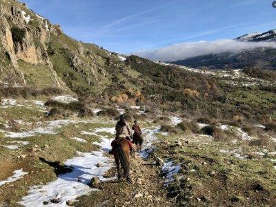 Ride Sicily Trekking