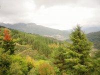 Among the Sicilian mountains