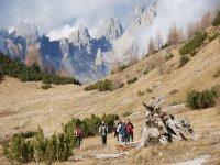 Trekking with Dolomites Adventure