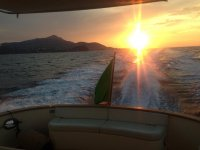 Escursioni in barca al tramonto