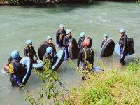 Hydrospeed team.