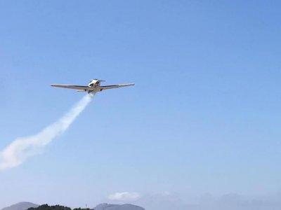 Volo turistico in aereo su Termini Imerese di 1ora