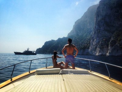 MYacht Positano Escursione in Barca