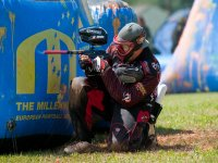 Paintball a Roma Nord.