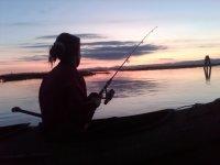 Canoa pesca
