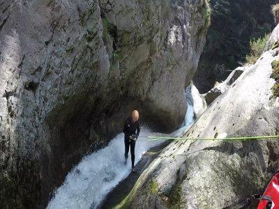 Monterosa Canyoning