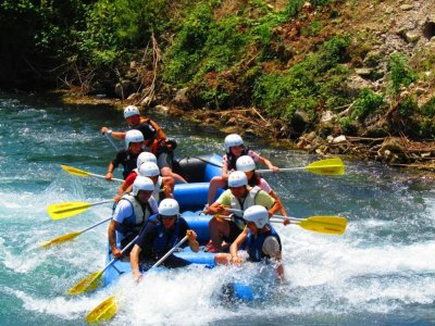 Soft rafting a Cassino 2 ore