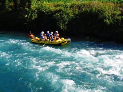 Soft rafting under 12 a Cassino 2 ore