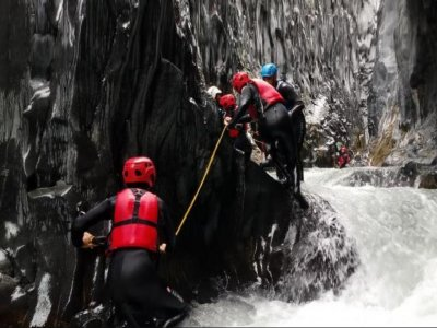 Sicily Active Canyoning