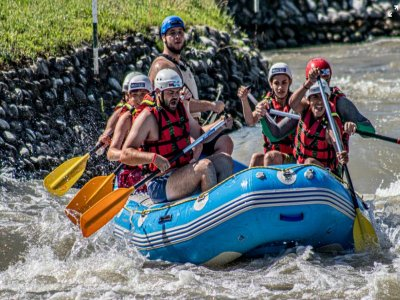Rafting power a Cassino 2 ore e 30
