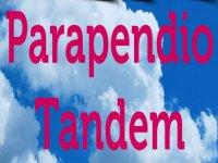 Parapendio Tandem