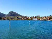 Lake Iseo.