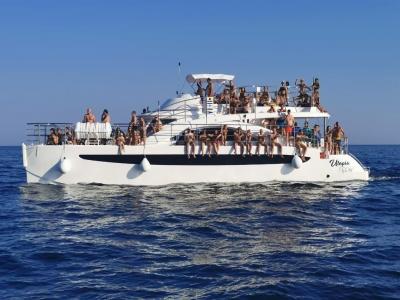 Tour in yacht a Morciano di Leuca 4 ore