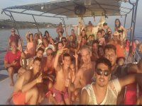 Tour in yacht tramonto da Torre Vado 2 ore bambini