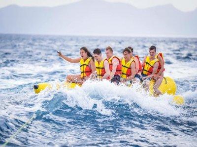 Banana boat o acquarocket a Posto Vecchio 15minuti