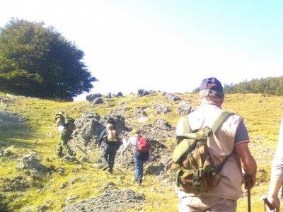 Trekking Parco del Pollino di 7ore
