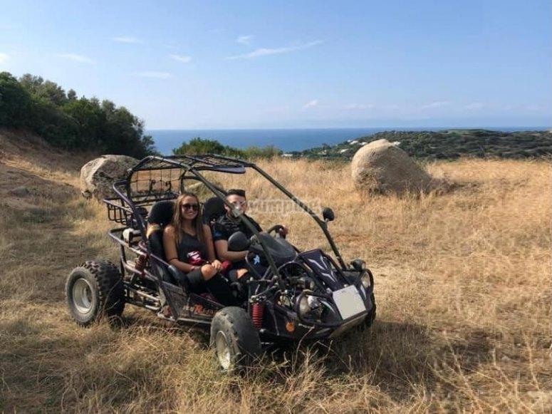 buggy as a couple