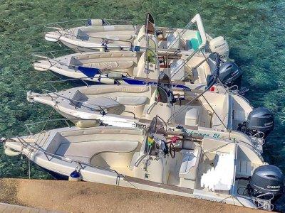 Polignano a Mare boat tour for children 90min