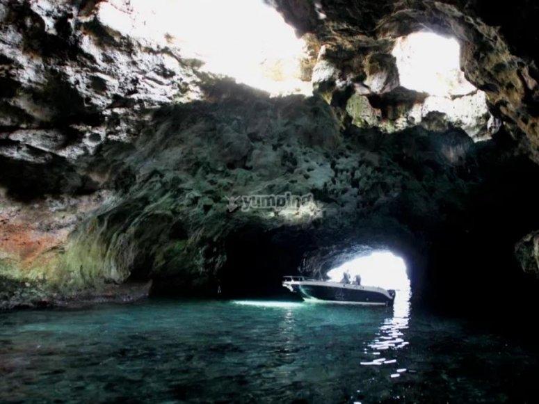 grotta delle rondinelle
