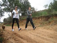 Nordic walking lessons
