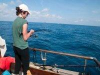 Forniamo le attrezzature per pescare