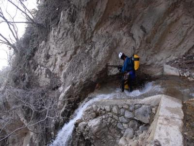 Canyoning per esperti Bagno di Romagna 6 ore