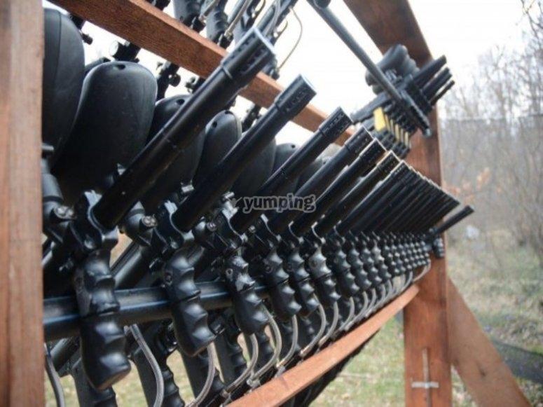Le nostre armi