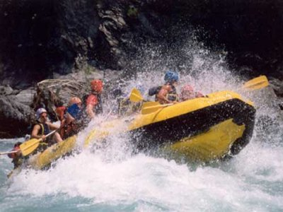 Raspa Club Rafting