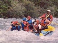 Adventure on the rapids