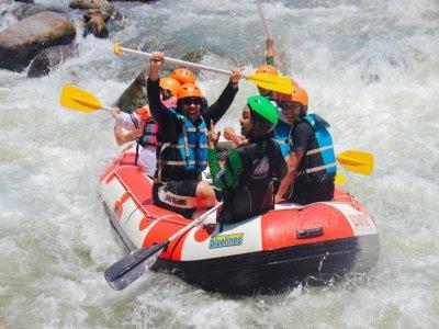 Rafting nel fiume Corno 2 ore
