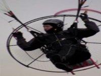 Volo in paramotore